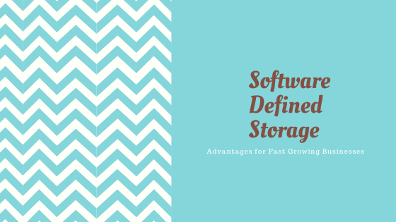 Software Defined Storage: Advantages for Fast Growing Businesses